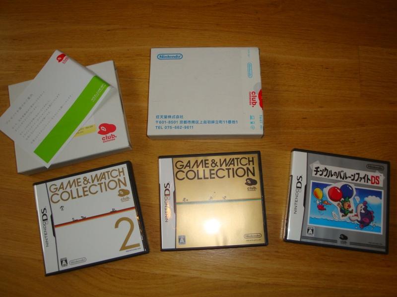 Collection Club Nintendo (tous territoires confondus) Dsc02329