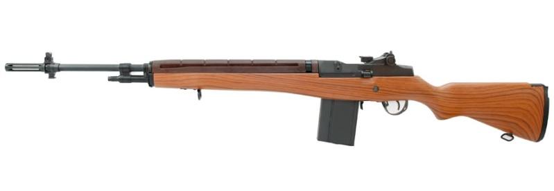As armas dos  G.O.T.E M14wal10