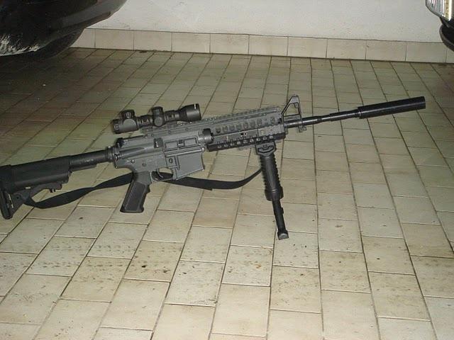 As armas dos  G.O.T.E Saudad10