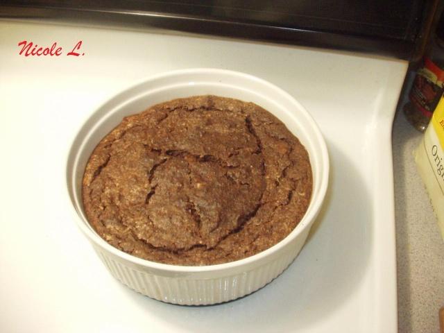 Pouding au pain au chocolat Poudin12