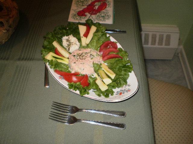 Salade de homard Salade15