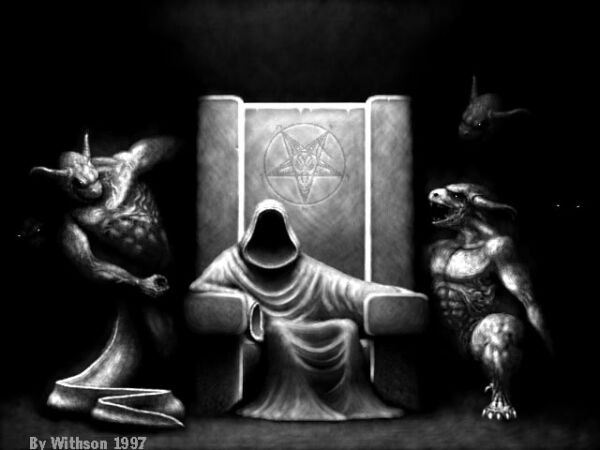 La Secte Noire