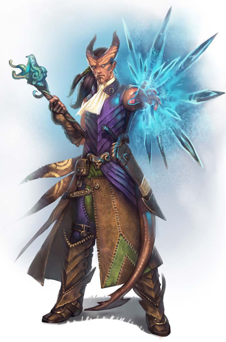 Latest Class Act: Warlock Crimso10