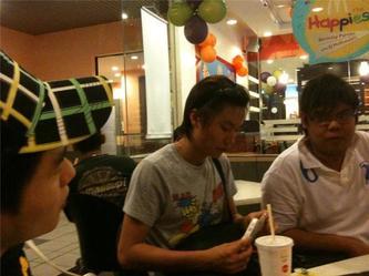 Mcdonald's at Kota Damansara Mcd_310