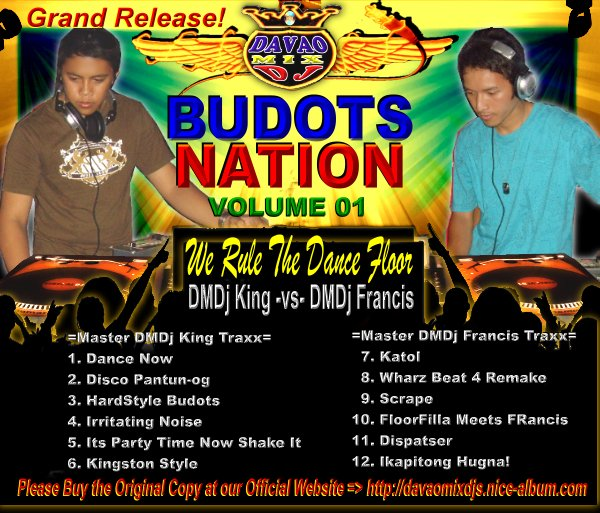 BUDOTS NATION VOL.1 Budots13