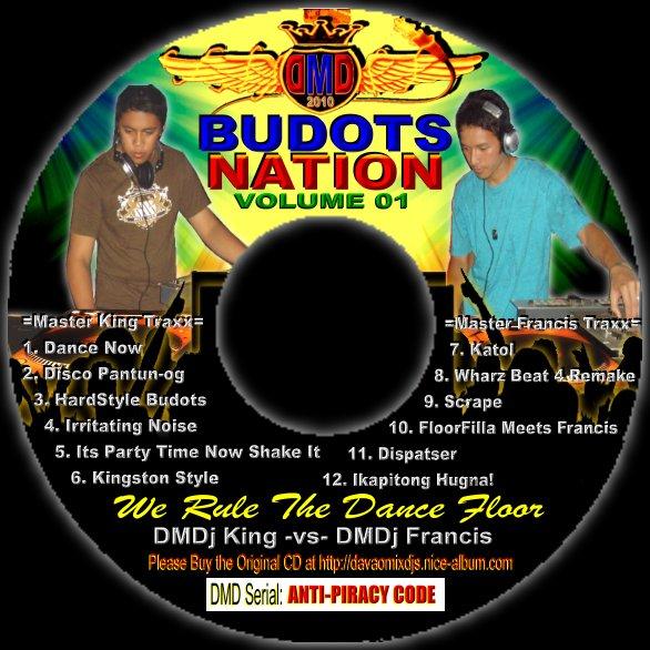 BUDOTS NATION VOL.1 Budots14