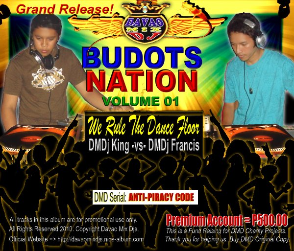 BUDOTS NATION VOL.1 Budots15