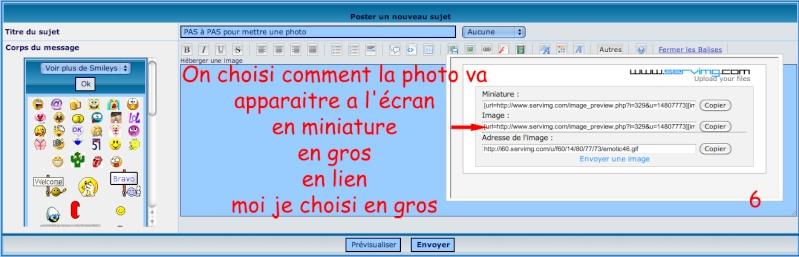 PAS à PAS pour mettre une photo Sans_t16