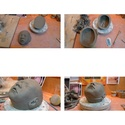 GG - Sculpture(ou, et?) Modelage Bb111