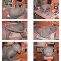 GG - Sculpture(ou, et?) Modelage Bull10