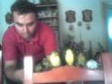 La primera cría de canario de este año me la encontré tiesa a los 13 días de vida Canari14