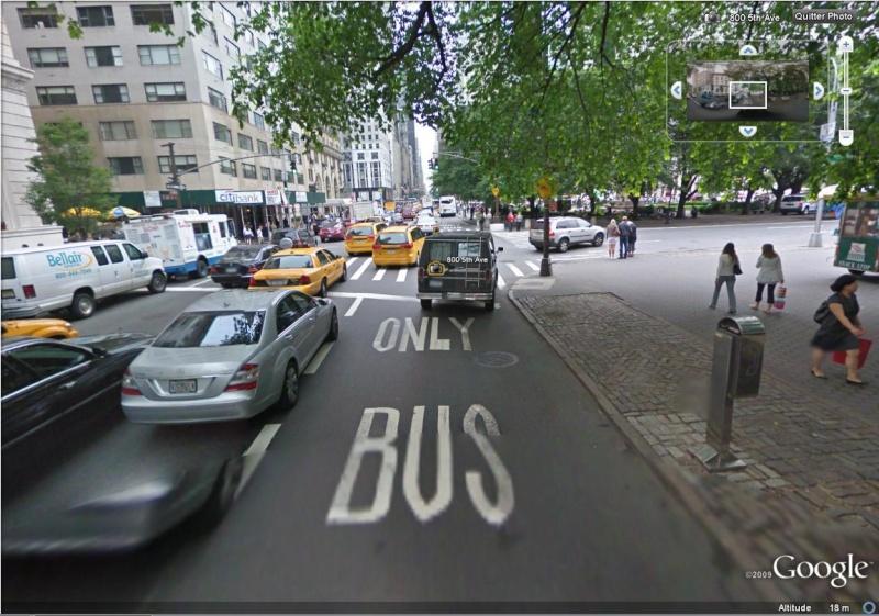 STREET VIEW : la Google car dans tous ses états ! Google32