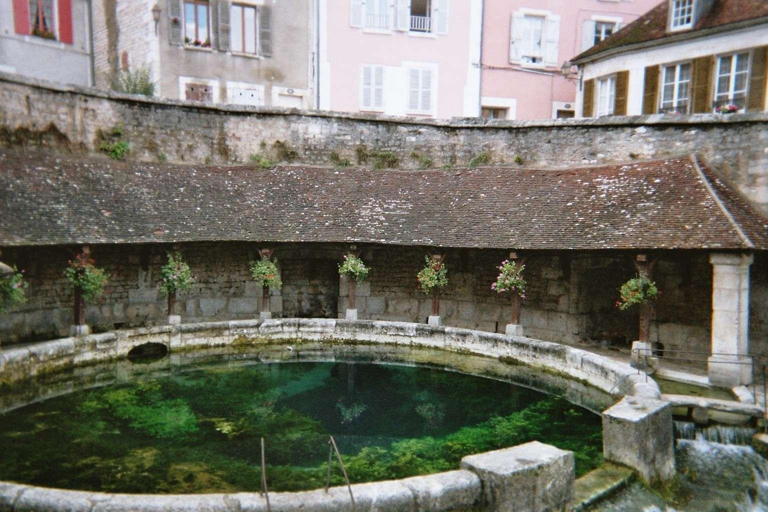 La fosse Dionne, Tonnerre, Yonne, France - Page 4 Lavoir10
