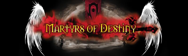 Martyrs of Destiny