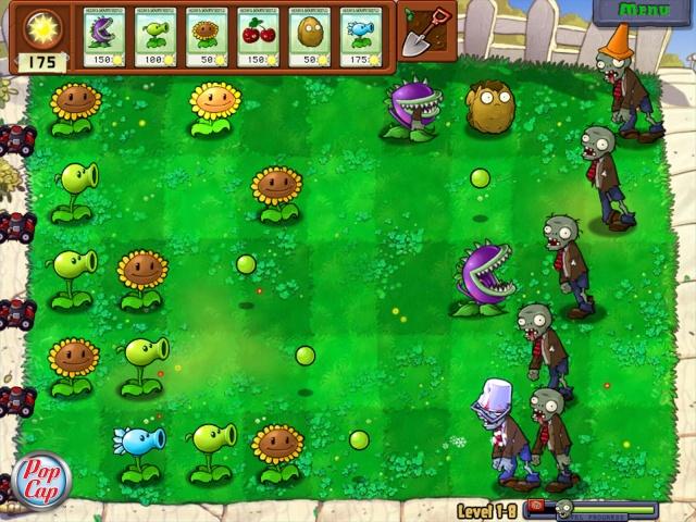 دانلود بازي گياهان عليه زامبي ها , Plants vs. Zombies Pvz310