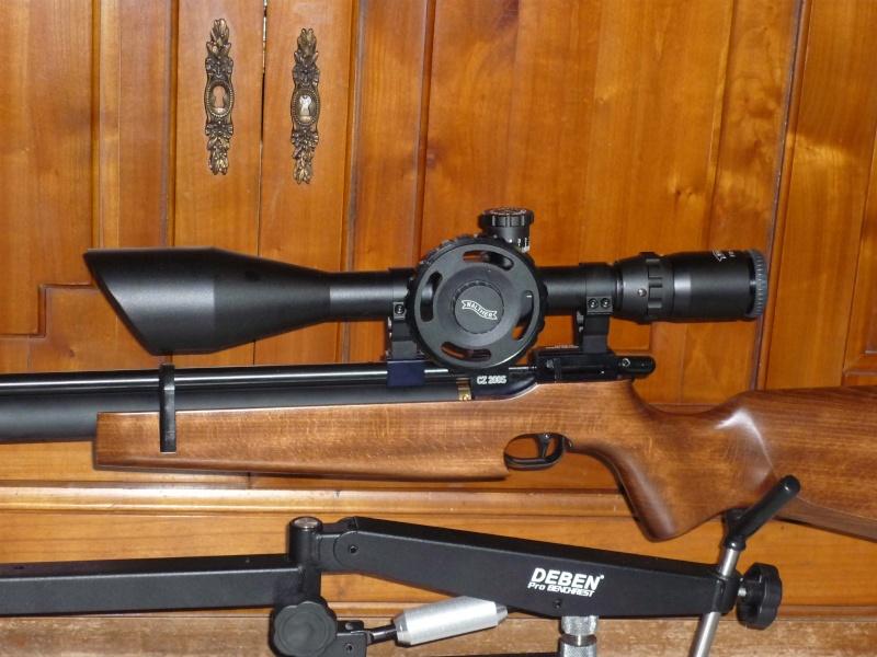 Ma nouvelle PCP : CZ 200S Hunter 2010 Cz200s13