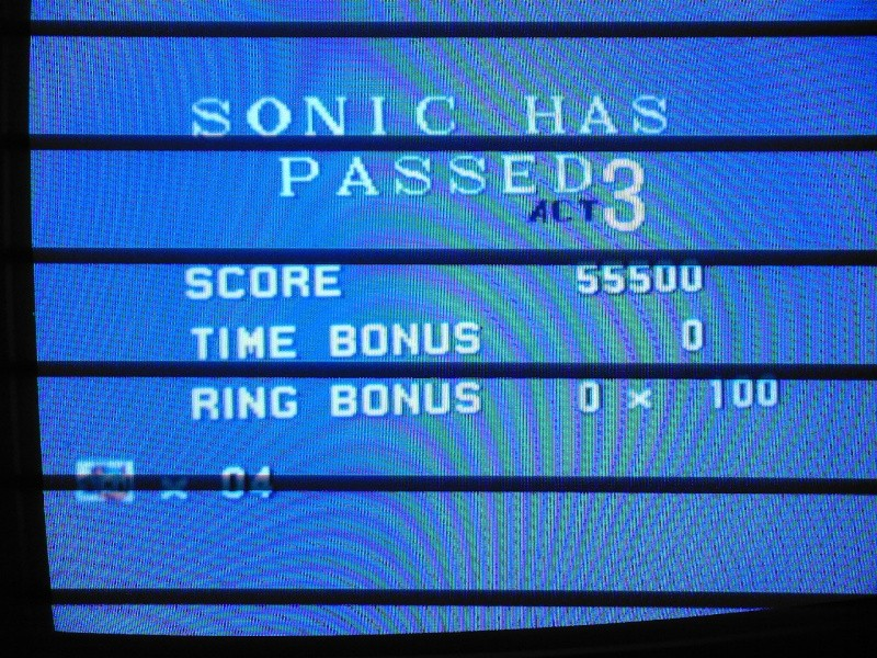 Jeu-défi High score 1 / Sonic n°1 : Niveau 1 Sp_a0330
