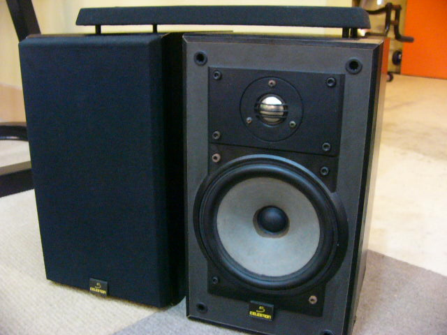 Celestion 5 MKII Bookshelf Used Sold