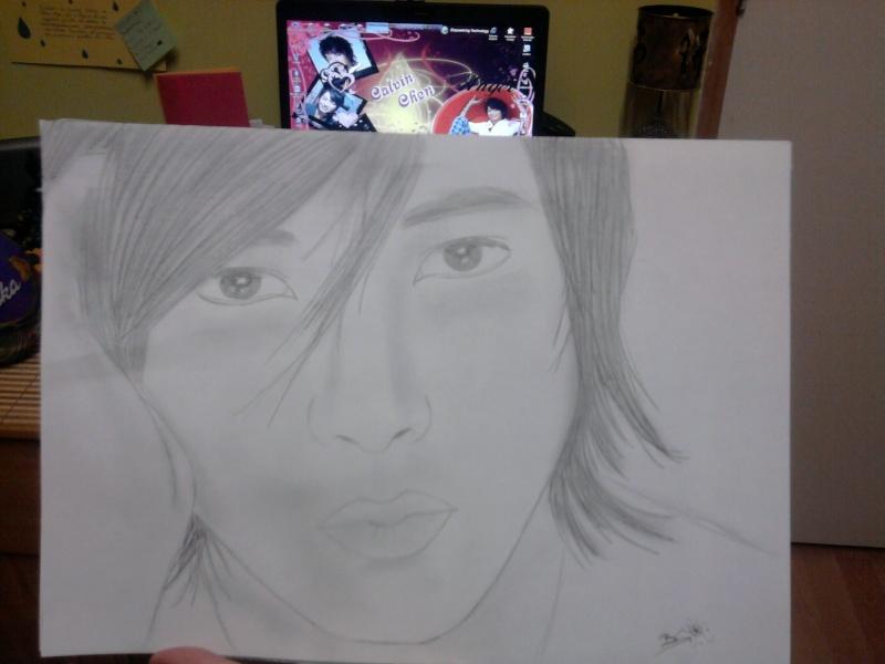 [ShineeSuju23] - Drawing World Photo018