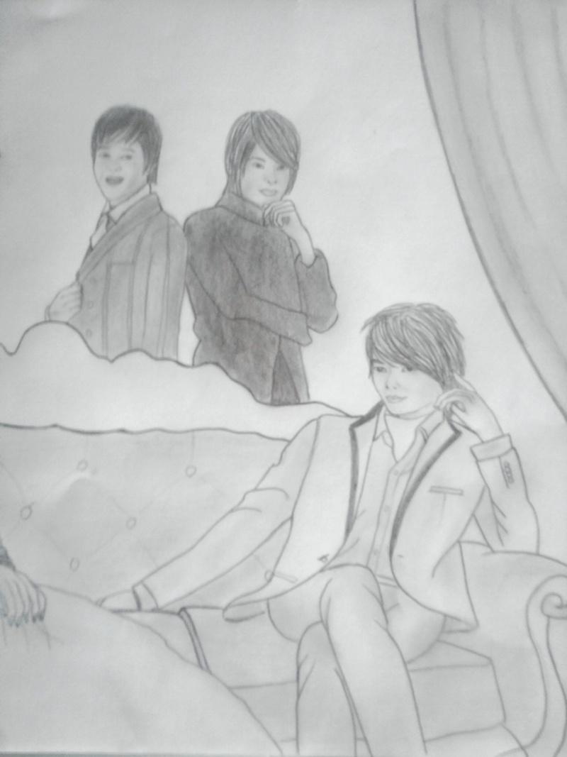 [ShineeSuju23] - Drawing World Photo029