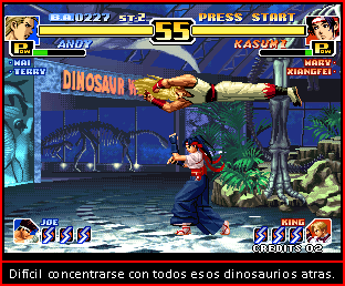 The King Of Fighters '99 Andyka11
