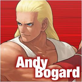 Andy Bogard Dibujo13