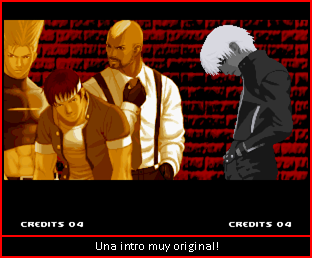 The King Of Fighters 2000 Intro_12