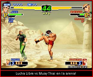 The King Of Fighters 2000 Joeram11
