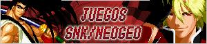 Juegos SNK/Neo Geo
