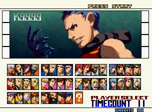 The King Of Fighters 2001 Kof20010