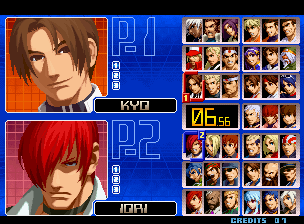 The King Of Fighters 2002 Kof20010