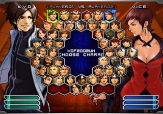 The King Of Fighters 2002 Unlimited Match Kof20012