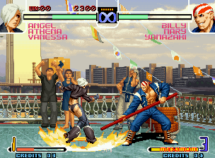 The King Of Fighters 2002 Kof2k210