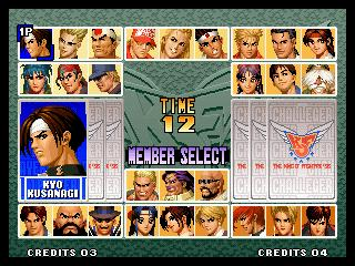 The King Of Fighters '96 Kof9610