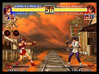 The King Of Fighters '96 Kof96s10