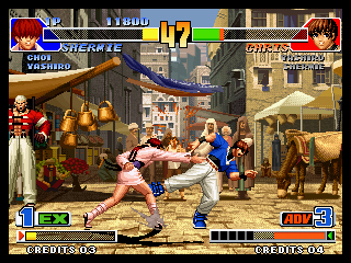 The King Of Fighters '98 Kof98-10