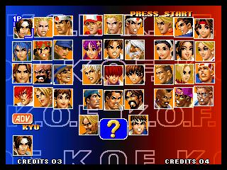 The King Of Fighters '98 Kof98s10