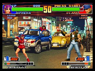 The King Of Fighters '98 Kof98s11