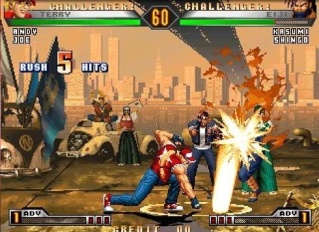 The King Of Fighters '98 Ultimate Match Kof98u12