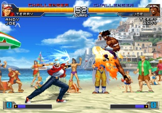 The King Of Fighters 2002 Unlimited Match Kofum-10