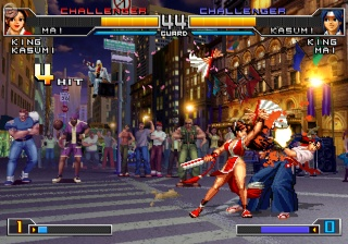 The King Of Fighters 2002 Unlimited Match Kofum-11