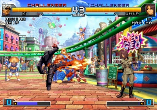 The King Of Fighters 2002 Unlimited Match Kofum-12