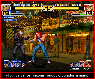 The King Of Fighters '99 Kterry11