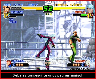 The King Of Fighters 2000 Kulast11