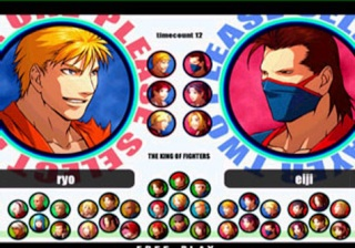 The King Of Fighters XI Kxi-se11