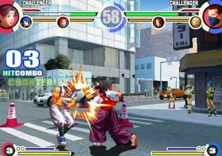 The King Of Fighters XI Kxi1211
