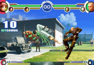 The King Of Fighters XI Kxi311