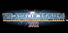 The King Of Fighters 2002 Logo_k10