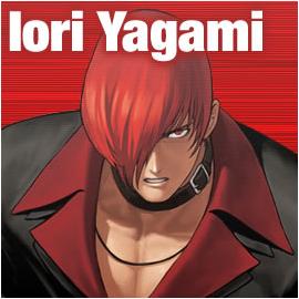 Iori Yagami Mainvi10