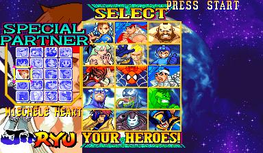 Marvel vs Capcom Marvel10